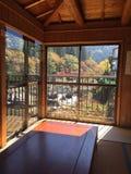 Outono em Japão Foto de Stock Royalty Free