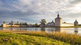 outono em Kirillov fotografia de stock royalty free