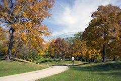 Outono em Milwaukee Foto de Stock Royalty Free