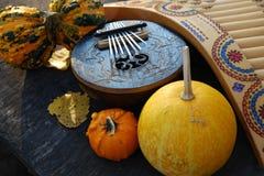 outono Halloween Imagem de Stock Royalty Free