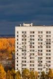 Outono na cidade Fotos de Stock Royalty Free