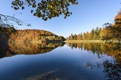 outono na Croácia Fotografia de Stock