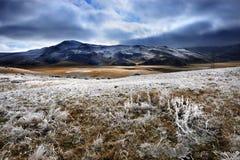 Outono na montanha Imagens de Stock