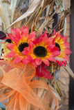 outono na seda Fotografia de Stock Royalty Free