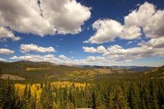 Outono nas montanhas Imagem de Stock