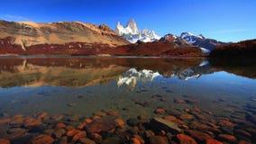 Outono no Patagonia Fitz Roy, Argentina