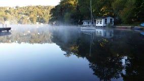 outono reflexivo fotografia de stock