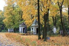 Outono silencioso imagens de stock royalty free