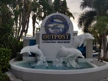 OUTPOST TRADEWINDS HOTEL Royalty Free Stock Photography