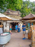 The Outpost, World Showcase, Epcot Stock Photography