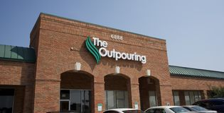 The Outpouring Church, Olive Branch, Mississippi