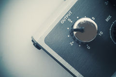 Output Volume Button Royalty Free Stock Images