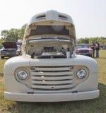 1950 outre de Ford Pickup Front View blanc Image libre de droits