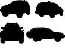 Outre des véhicules routiers Photographie stock libre de droits