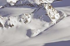 Outre du ski de journal Image stock
