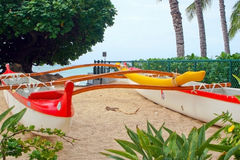 Outrigger Stock Images