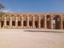 Outro um templo antigo imagens de stock