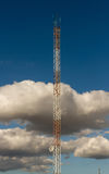 Outside Antenna Radio Royalty Free Stock Photography