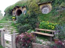 Outside of Bag End Stock Photo