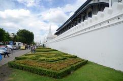 Outside of Grand Palace Bangkok Royalty Free Stock Image