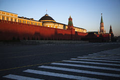 Outside the Kremlin Royalty Free Stock Photo