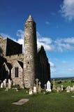 Outside Rock of Cashel, Ireland Royalty Free Stock Images
