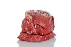 Outside round roast beef Stock Photos