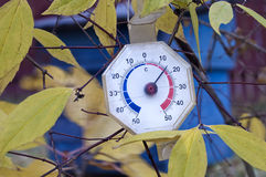 Outside Temperature Stock Images