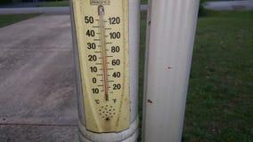 Outside  Temperature Stock Photos