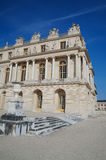Outside view of Famous palace Versailles Royalty Free Stock Images