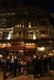 Outside view of London Pub Stock Photo