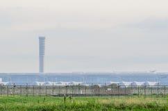 Outsite d'aéroport de Suvarnabhumi Image stock