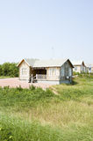 Outskirt Villa. China beidaihe suburb of modern villa stock image