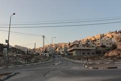 Outskirts of Bethlehem Stock Photography