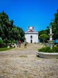 The Ermita de Monserrat in Matanzas royalty free stock photography