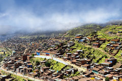 Outskirts of Cusco Stock Photo