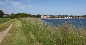 outskirts sonderburg Стоковое Изображение RF