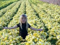 Outstanding In Her Field Stock Photos