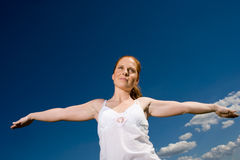 Outstretched Arms Stock Photos