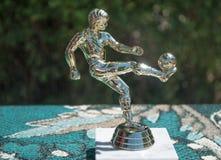 Ouvenir Ð «как приз для чемпионата футбола Стоковые Фото