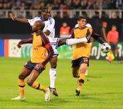 Ouverture Champions League Images stock