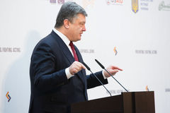 Ouverture de conférence internationale d'anti-corruption empêchement photos libres de droits