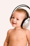 Ouvinte Imagem de Stock