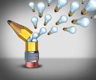 Ouvrez la créativité Image libre de droits