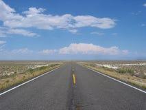 Ouvrez la route 1 Photos libres de droits