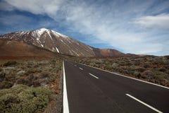 Ouvrez la route Photo stock