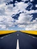 Ouvrez la route Image libre de droits