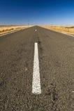 Ouvrez la route en avant Images stock