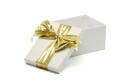 Ouvrez le cadeau Photographie stock