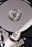 Ouvrez le disque dur Photo stock